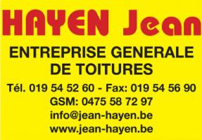 jean Hayen jaune